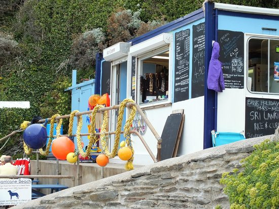 Barricane Beach Cafe Woolacombe
