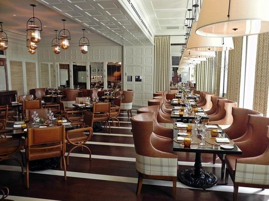 Hotel Jerome, An Auberge Resort : Dining