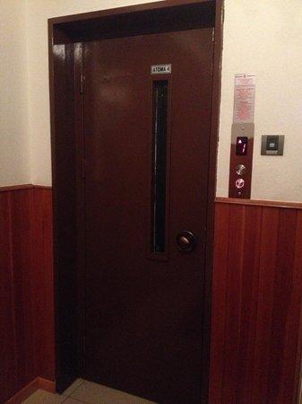 Hotel Apollon: Ascnzore