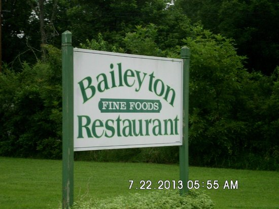 Baileyton Restaurant: Best place on I-81 in Baileyton, TN X36