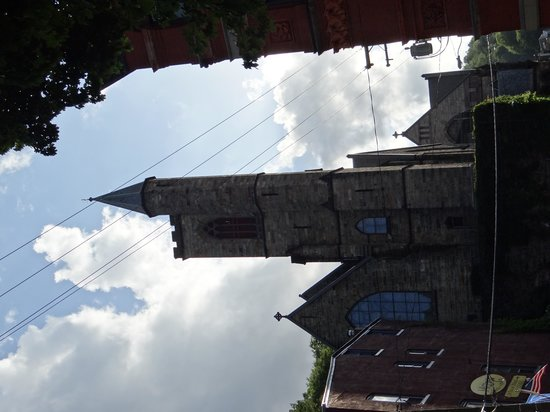 Jim Thorpe Memorial: The Episcopal Church
