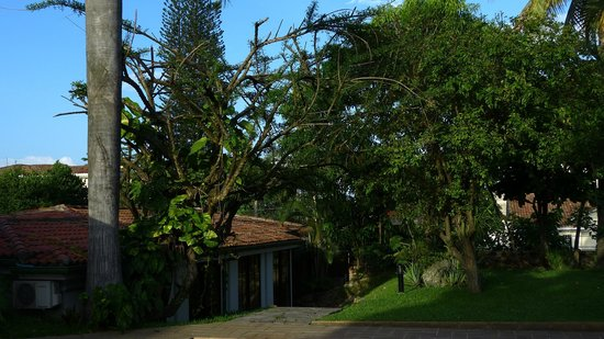 Kal Nawi Hotel: Grounds