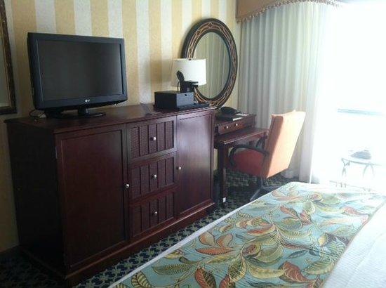 Charleston Marriott: King room