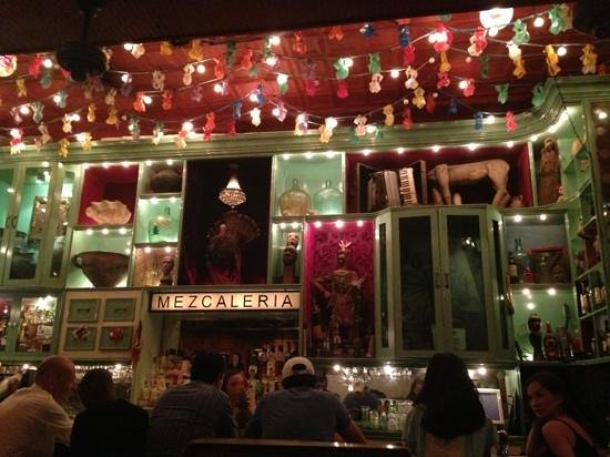 Casa Mezcal : amazing bar!