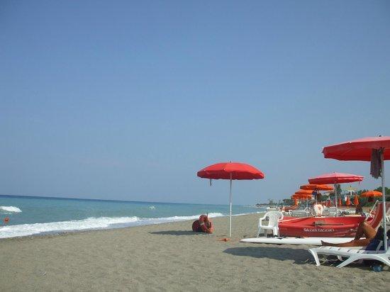 Villaggio Irene : La spiaggia meravigliosa