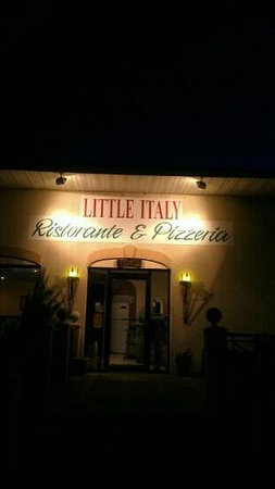 Little Italy: Good affordable food