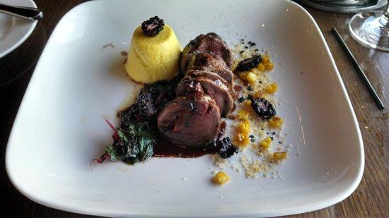 Ranch House Restaurant & Saloon: Elk Filet
