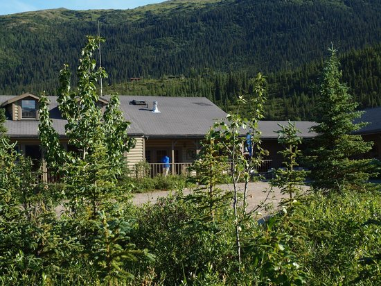North Face Lodge: The Lodge