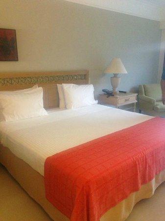 Hotel Estelar Altamira: Muy comoda!