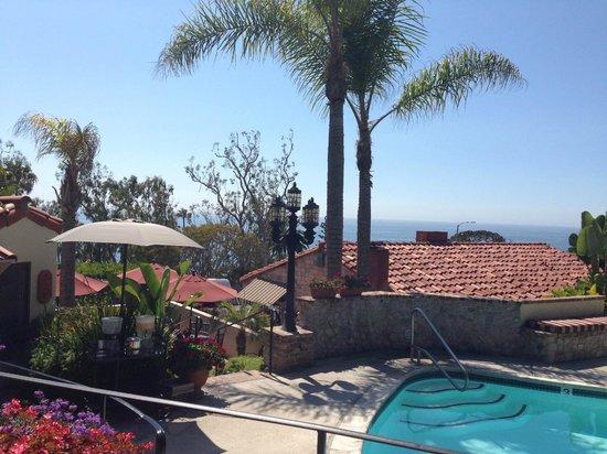 Casa Laguna Hotel & Spa: Pool View
