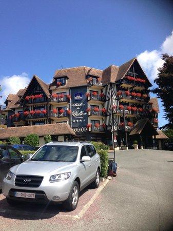 Best Western Plus Hostellerie Du Vallon : l hotel