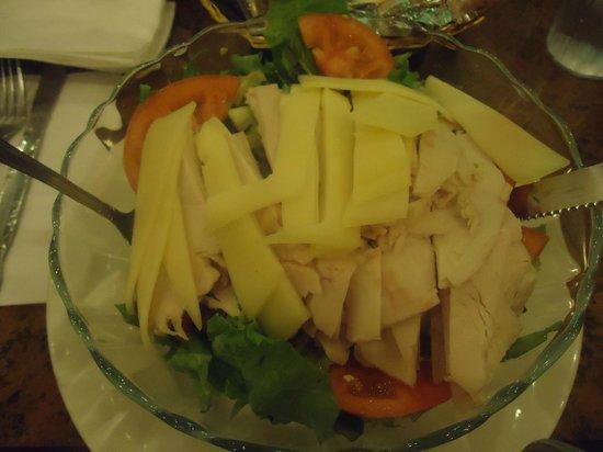 Cafe Luka: Julienne salad,so good!