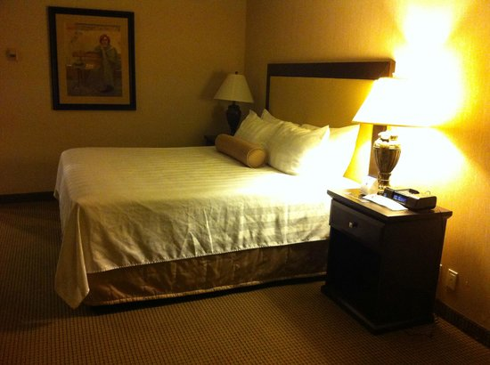 BEST WESTERN PLUS Port O' Call Hotel: Room with 2 queens
