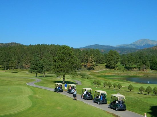 Inn of the Mountain Gods Resort & Casino: The First Tee