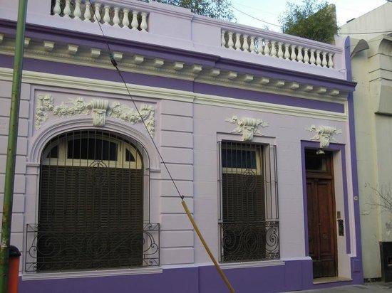 Petit Hotel El Vitraux: Entrance