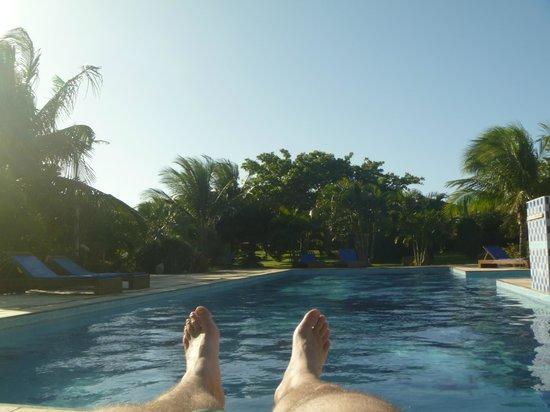 Eco Resort Vento Leste: Piscina