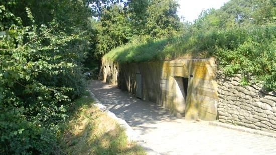 Frontline Tours: bunkers