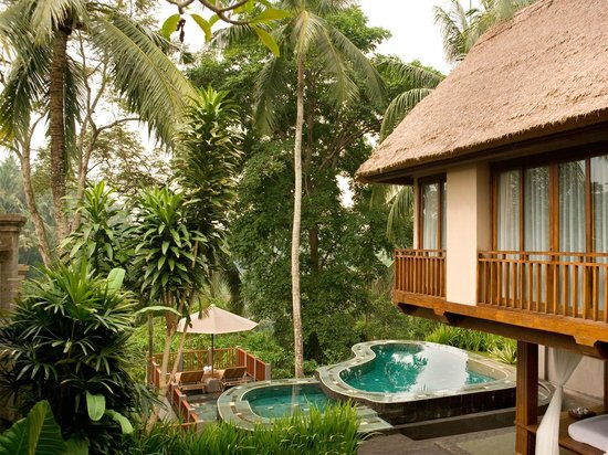 Kamandalu Ubud: Two Bedroom Pool Villa