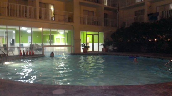 Hilton Garden Inn Orange Beach : piscina