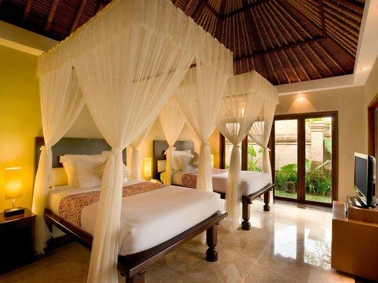 Kamandalu Ubud: Two Bedroom Pool Villa - Secondary Room