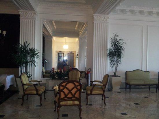 Olinda Rio Hotel: Recepción
