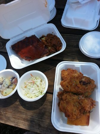 Addendum at Ad Hoc: Lunch Served!