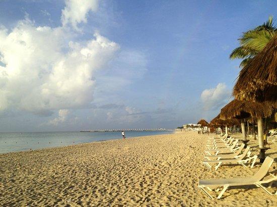Mahekal Beach Resort: Mahekal beach