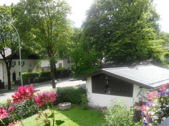 Gastehaus Brigitte: View from room