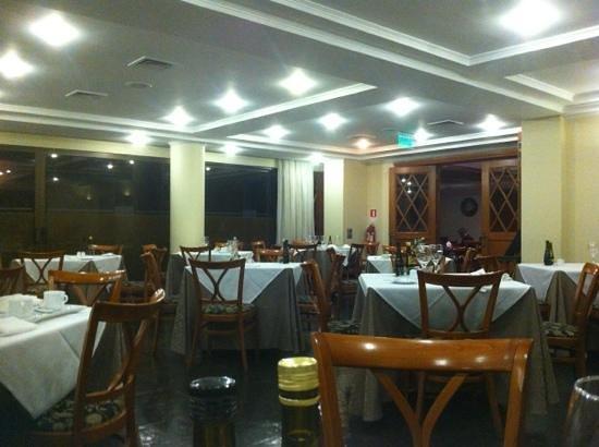 Hotel Bonaparte : restaurante