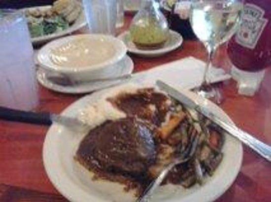 Alton's: Delicious Meatloaf