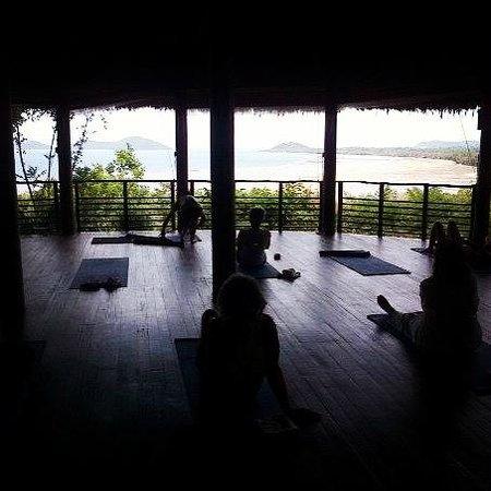 Kamalaya Koh Samui: Yoga Pavilion