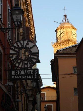 Welcome to Hotel Garibaldi, Frosinone
