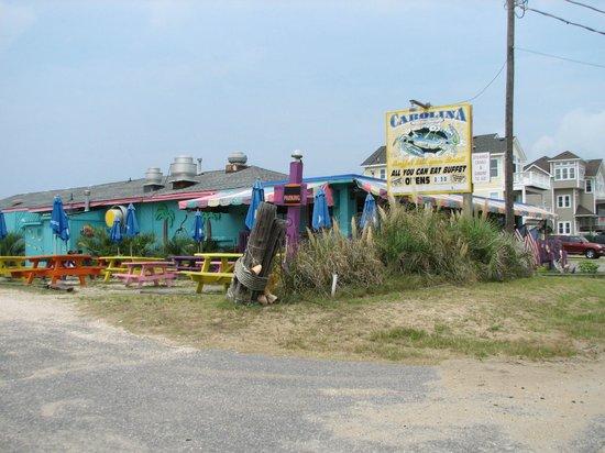 Carolina Seafood: From 12 North (Beach Road)