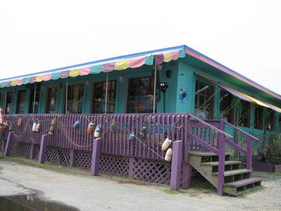Carolina Seafood: Front