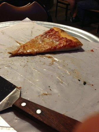 Roma Pizzeria: The Pizza