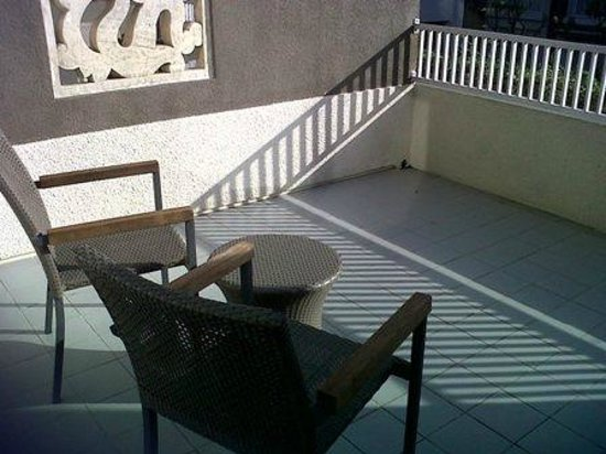 Ibis Styles Bali Benoa: balkon