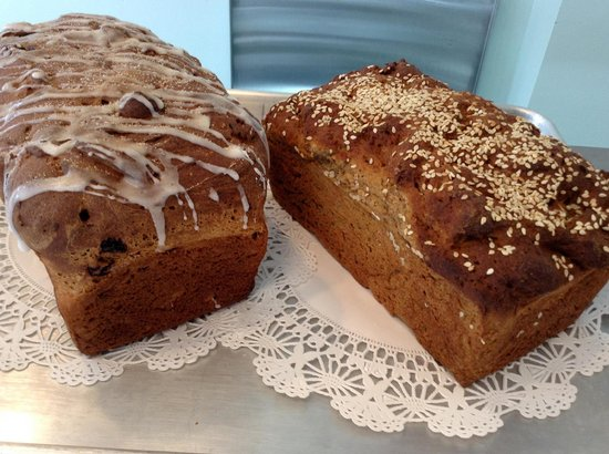 Daily Bread: Baked fresh daily - stop in for some morning bread!