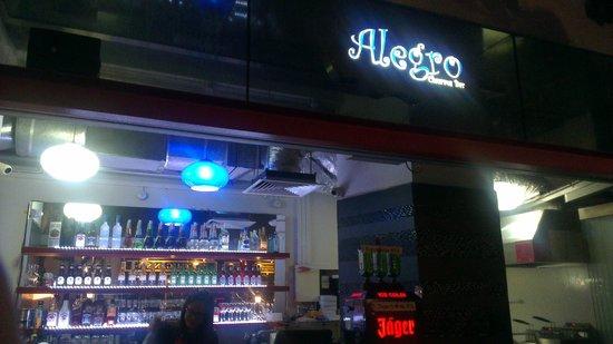 Alegro Churros Bar