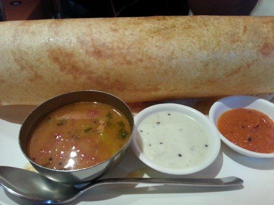Saras, Pure Vegetarian Indian Restaurant: Dosa