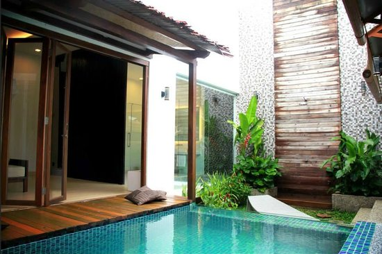 La Villa Langkawi: Swimming Pool