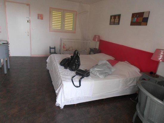 Sol Hotel : chambre