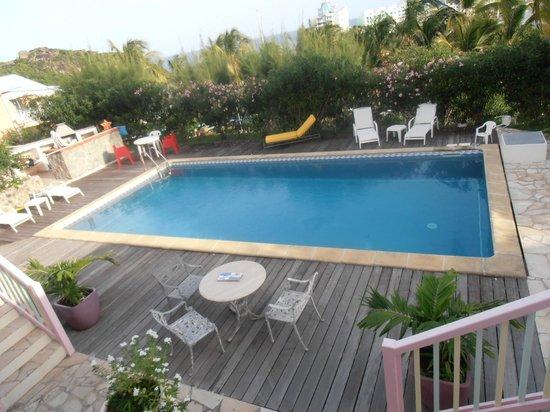Sol Hotel : piscine