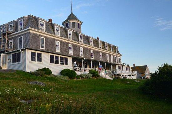 The Island Inn: The Inn