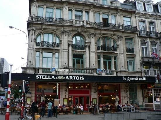 Le Grand Cafe Brussels