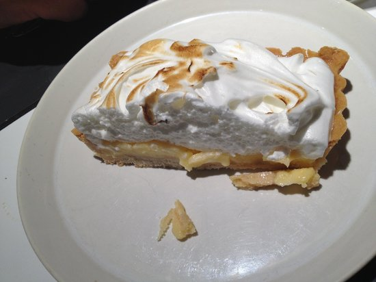 Restaurante Mordisco : Gorgeous lemon pie