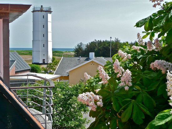 Skagen Guesthouse: Udsigt fra alle værelser