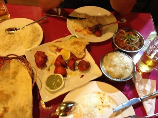 Kali Mirch (black pepper) Indian Cuisine: tandori Chicken