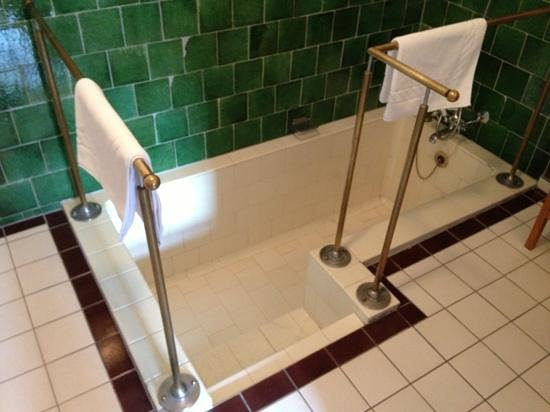 Landhaus zu Appesbach: Römer-Badewanne