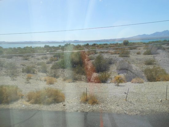 Super 8 Lake Havasu City: Lake view