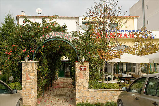 Manolis Meat Restaurant